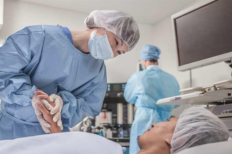 El paciente quirúrgico TOP aul@ Salud