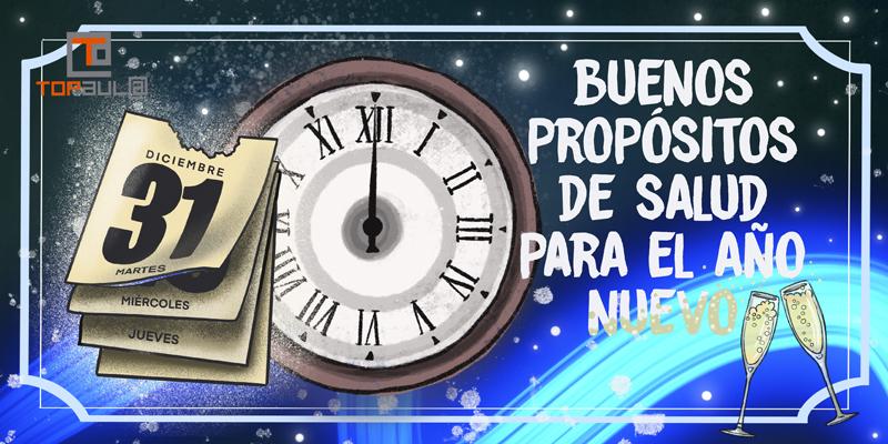Buenos propósitos de salud para el año nuevo - www.topaula.com